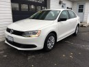 Used 2013 Volkswagen Jetta BASE for sale in Kingston, ON