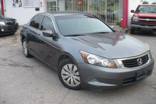 Used 2010 Honda Accord LX for sale in Etobicoke, ON