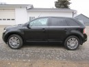 Used 2010 Ford Edge Limited for sale in Melfort, SK