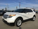 Used 2013 Ford EXPLORER XLT * 1OWNER * LEATHER * NAV * REAR CAM * 7 PASS * BLUETOOTH for sale in London, ON