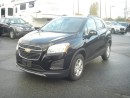 Used 2016 Chevrolet Trax LT AWD for sale in Burnaby, BC