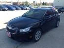 Used 2014 Chevrolet Cruze 1LT for sale in Goderich, ON