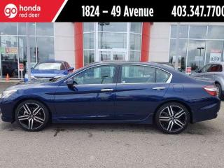 Used 2016 Honda Accord Touring for sale in Red Deer, AB