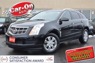 Used 2012 Cadillac SRX LUXURY COLLECTION PANO ROOF for sale in Ottawa, ON
