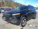 Used 2016 Jeep Cherokee Trailhawk - Heated Leather - Nav for sale in Norwood, ON