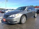 Used 2012 Chrysler 200 Limited - V6 - Sunroof for sale in Norwood, ON