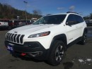 Used 2015 Jeep Cherokee Trailhawk - 4x4 - Nav for sale in Norwood, ON