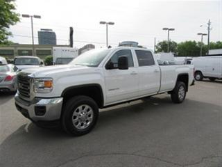 Used 2015 Chevrolet Silverado 2500HD Crewcab 4x4 diesel long box SLE loaded for sale in Richmond Hill, ON