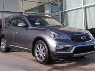 Used 2017 Infiniti QX50 Base 4dr All-wheel Drive for sale in Edmonton, AB