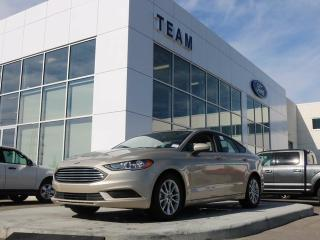 Used 2017 Ford Fusion S SEDAN DEALER DEMO for sale in Edmonton, AB