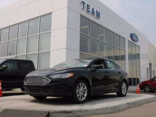 Used 2017 Ford Fusion S, 2.5L I4, Reverse Camera, Remote Starter, MyKey for sale in Edmonton, AB