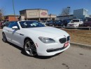 Used 2012 BMW 650i EXECUTIVE + TECH PKG. H.U.D NAVI for sale in Scarborough, ON
