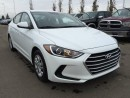 Used 2017 Hyundai Elantra SE for sale in Edmonton, AB