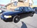 Used 2011 Ford Crown Victoria P71 Police Interceptor 4.6L V8 153,000KMs for sale in Etobicoke, ON