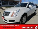 Used 2010 Cadillac SRX Luxury   AWD, 3.0L, LEATHER, PANORAMIC ROOF, BOSE! for sale in St Catharines, ON