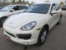 Used 2012 Porsche Cayenne LOADED 'S-EDITION' 5 PASSENGER 3.0L - V6 HYBRID ENGINE.. LEATHER.. HEATED SEATS.. SUNROOF.. NAVIGATION.. for sale in Bradford, ON