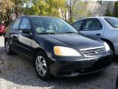 Used 2003 Honda Civic Sdn LX-CERTIFIED for sale in Scarborough, ON