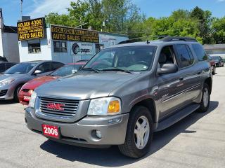 Used 2006 GMC Envoy 7 SEATS-4X4 for sale in Scarborough, ON