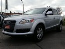 Used 2007 Audi Q7 PREMIUM for sale in Brampton, ON