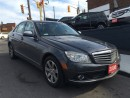 Used 2008 Mercedes-Benz C-Class C 250-4MATIC-CERTIFIED-FASY EASY LOAN APPROVALS for sale in York, ON