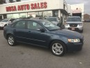 Used 2008 Volvo S40 BLIS blind PD PM PL NO ACCIDENTS LOCAL ON SAFETY E for sale in Oakville, ON