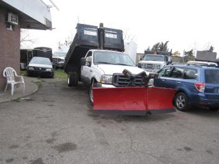 Used 2004 Ford F-550 PLOW SALTER DUMP 4X4 for sale in North York, ON