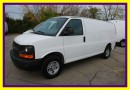 Used 2010 Chevrolet Express 2500 Van No Windows for sale in Woodbridge, ON
