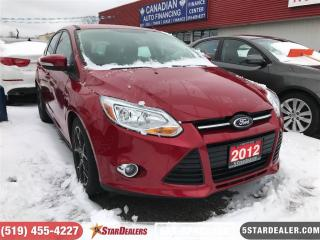 Used 2012 Ford Focus SE | BLUETOOTH | SAT RADIO for sale in London, ON