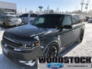 Used 2016 Ford Flex Limited  Navigation System, Multipanel Vista Roof for sale in Woodstock, ON