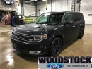 Used 2016 Ford Flex Limited  Apperarance Package, NAV, Monochromatic R for sale in Woodstock, ON