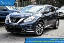 Used 2016 Nissan Murano SV Navigation, Sunroof, and Heated Seats for sale in Port Coquitlam, BC