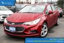 New 2017 Chevrolet Cruze Premier Auto for sale in Port Coquitlam, BC