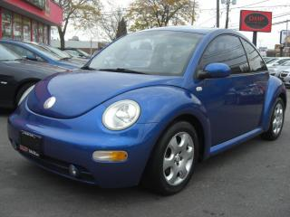 Used 2002 Volkswagen New Beetle GLS for sale in London, ON