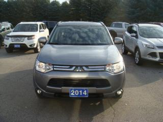 Used 2014 Mitsubishi Outlander ES for sale in Bloomfield, ON