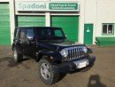 Used 2011 Jeep Wrangler Sahara Unlimited for sale in Thunder Bay, ON