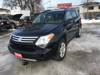 Used 2009 Suzuki XL-7 JLX for sale in Cambridge, ON