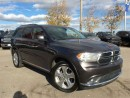 Used 2015 Dodge Durango Limited**DUAL DVD**POWER SUNROOF** for sale in Mississauga, ON
