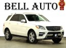 Used 2012 Mercedes-Benz ML-Class DIESEL 4MATIC NAVIGATION BACKUP CAMERA SUNROOF for sale in North York, ON