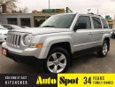 Used 2011 Jeep Patriot North Edition/MOONROOF/AWD for sale in Kitchener, ON