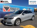 Used 2016 Chevrolet Impala V6, REMOTE START, REAR VIEW CAMERA, REAR PARK ASSI for sale in Ottawa, ON