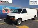 Used 2016 Chevrolet Express 2500 EXTENDED LENGTH, AIR CONDITIONING, POWER WIND for sale in Ottawa, ON