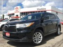 Used 2016 Toyota Highlander LE AWD 8 Seater w/ Backup Camera for sale in Etobicoke, ON