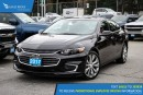 New 2017 Chevrolet Malibu Premier Navigation, Sunroof, and Heated Seats for sale in Port Coquitlam, BC