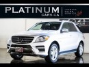 Used 2012 Mercedes-Benz ML-Class ML350 BlueTEC 4MATIC for sale in North York, ON