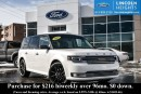 Used 2016 Ford Flex LIMITED AWD - BLUETOOTH - BLIS W/ CROSS TRAFFIC - HEATED FRONT SEATS - MULTIPANEL VISTA ROOF - NAV for sale in Ottawa, ON