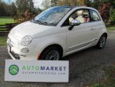 Used 2014 Fiat 500 New Cond, Cabrio, Lounge, 5Sp, Warr for sale in Surrey, BC