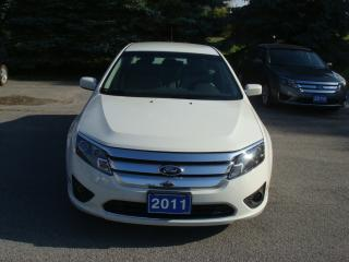 Used 2011 Ford Fusion SE for sale in Bloomfield, ON