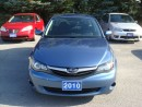 Used 2010 Subaru Impreza for sale in Bloomfield, ON