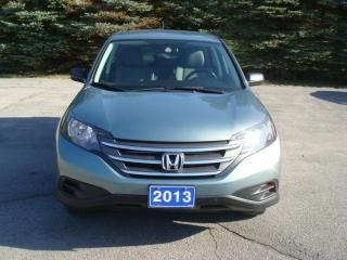 Used 2013 Honda CR-V LX for sale in Bloomfield, ON