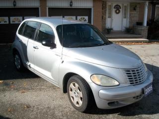 Used 2005 Chrysler PT Cruiser Base for sale in Cambridge, ON